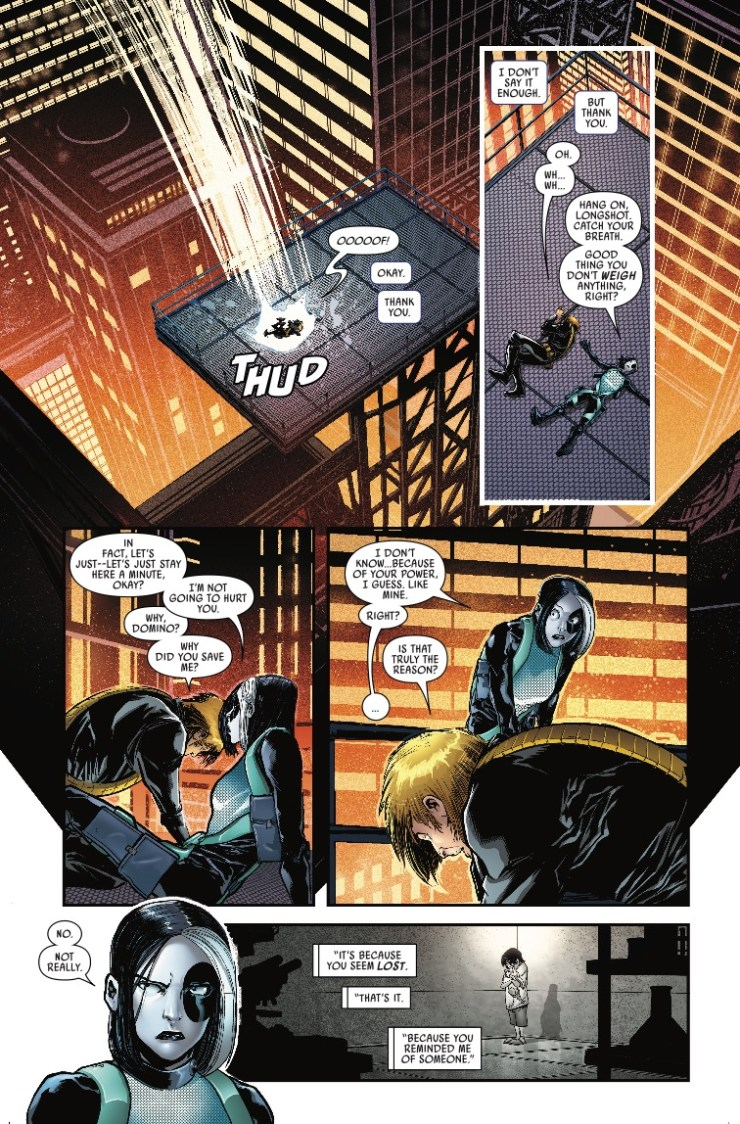 Marvel Preview: Domino #10