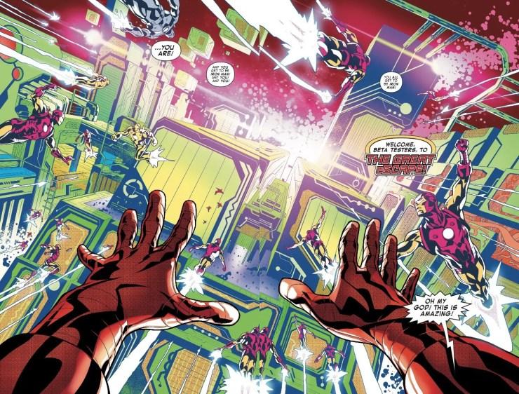 'Tony Stark: Iron Man Vol. 1: Self-Made Man' review