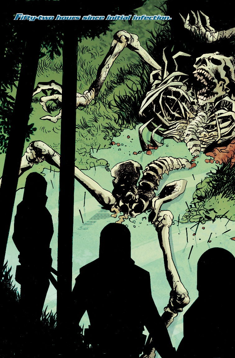 Journey into Unknown Worlds #1 Review