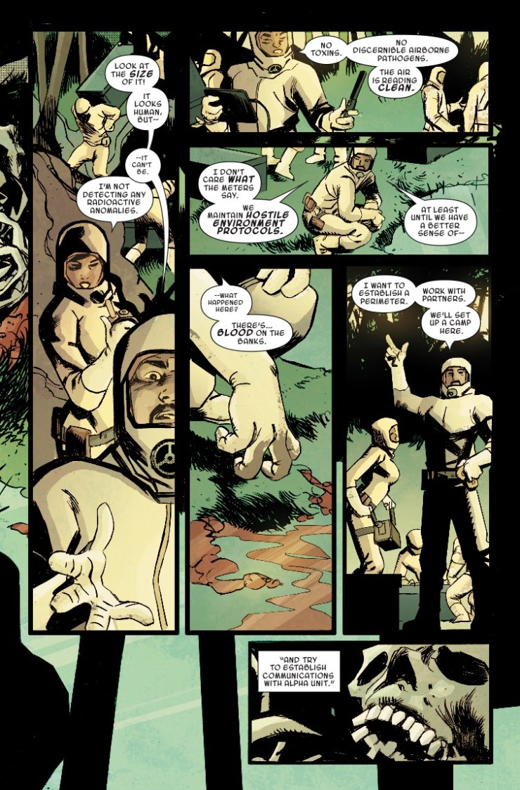 Marvel Preview: Journey into Unknown Worlds #1