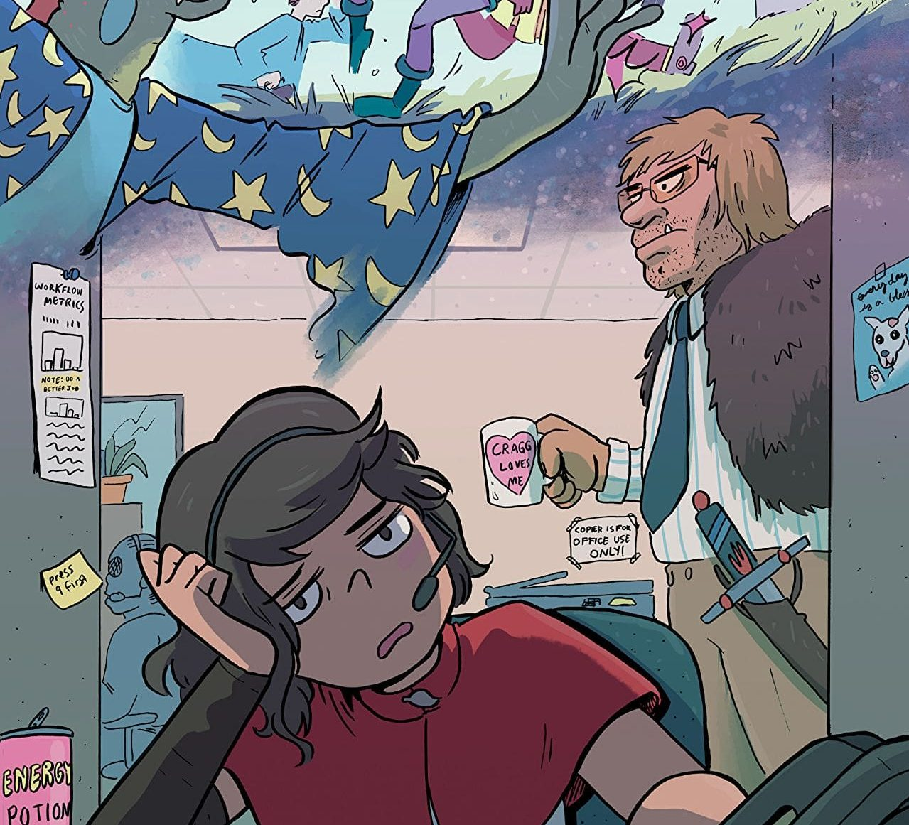 Modern Fantasy Vol. 1 review: Fighting for your best self
