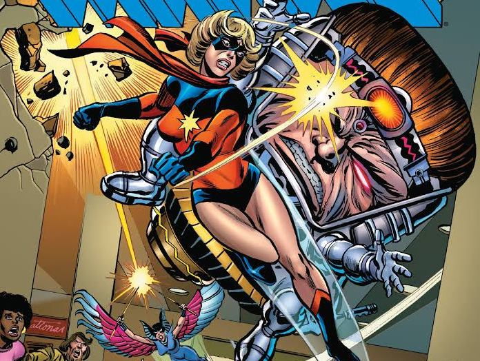 Ms. Marvel Epic Collection: This Woman, This Warrior Review