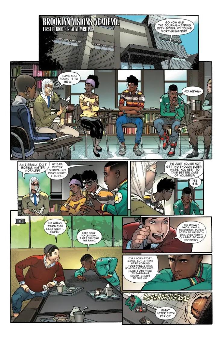 Marvel Preview: Miles Morales: Spider-Man #2