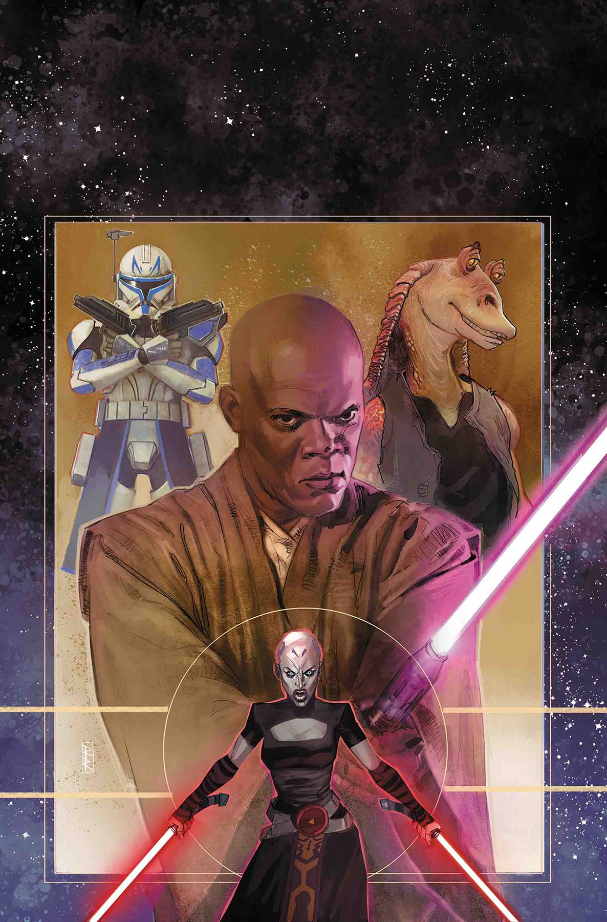 Star Wars: Age of Republic Special #1 review: A collection of decent, but forgettable stories