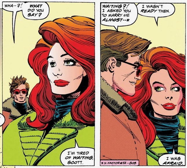 The Life & Tragedies of Scott Summers Part 2: Cyclops, The Lousy Lover