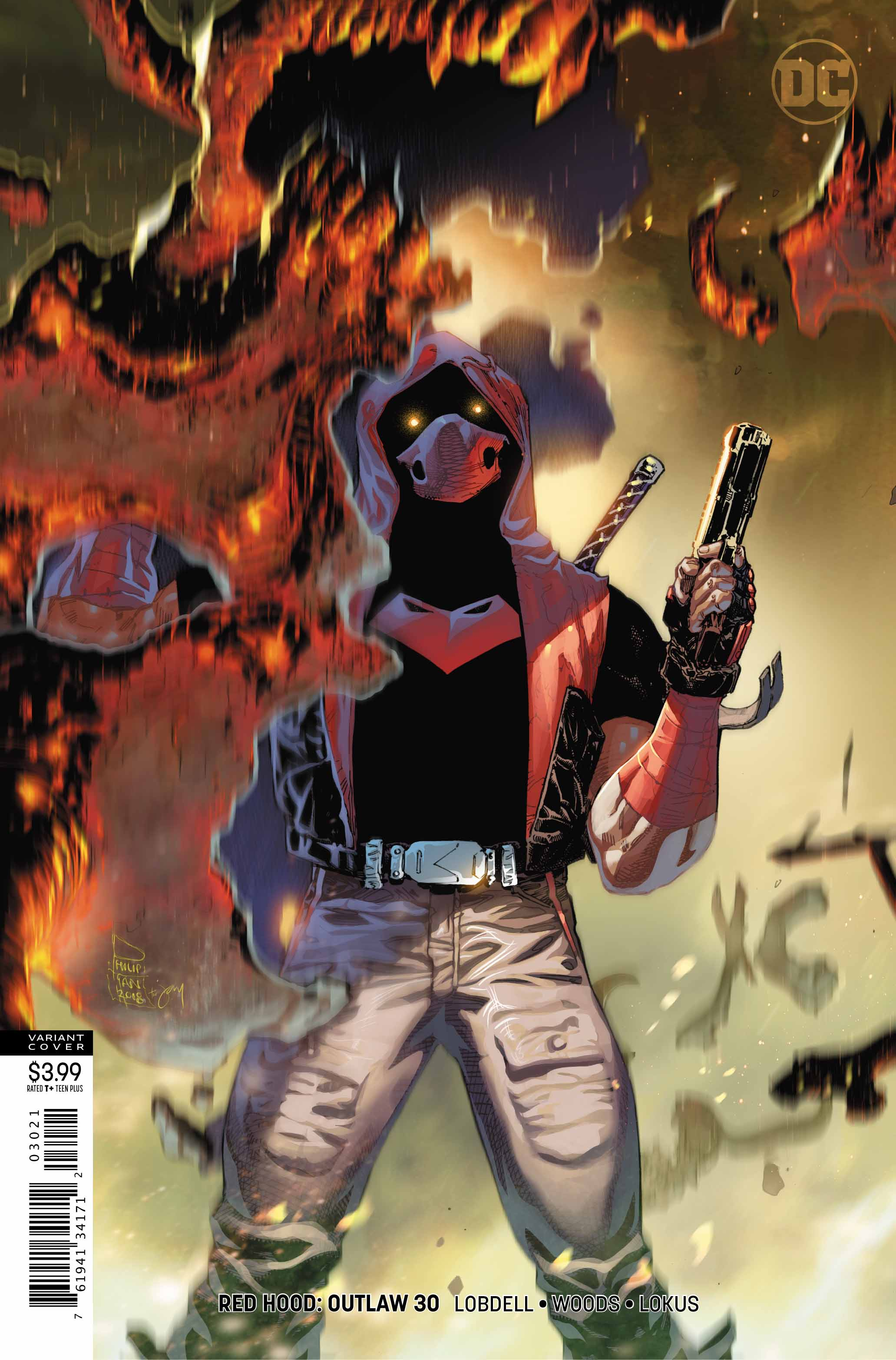 Red Hood: Outlaw #30 review: Great art can't save a slow, uneventful story