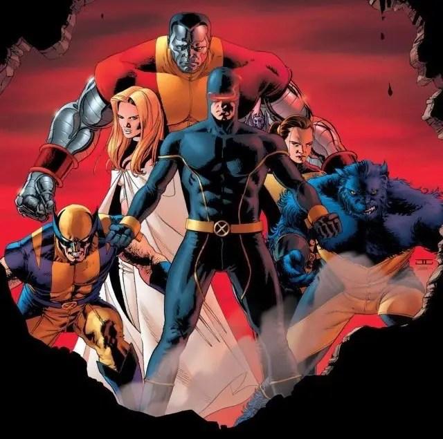 X-Men Fashion Friday: Cyclops