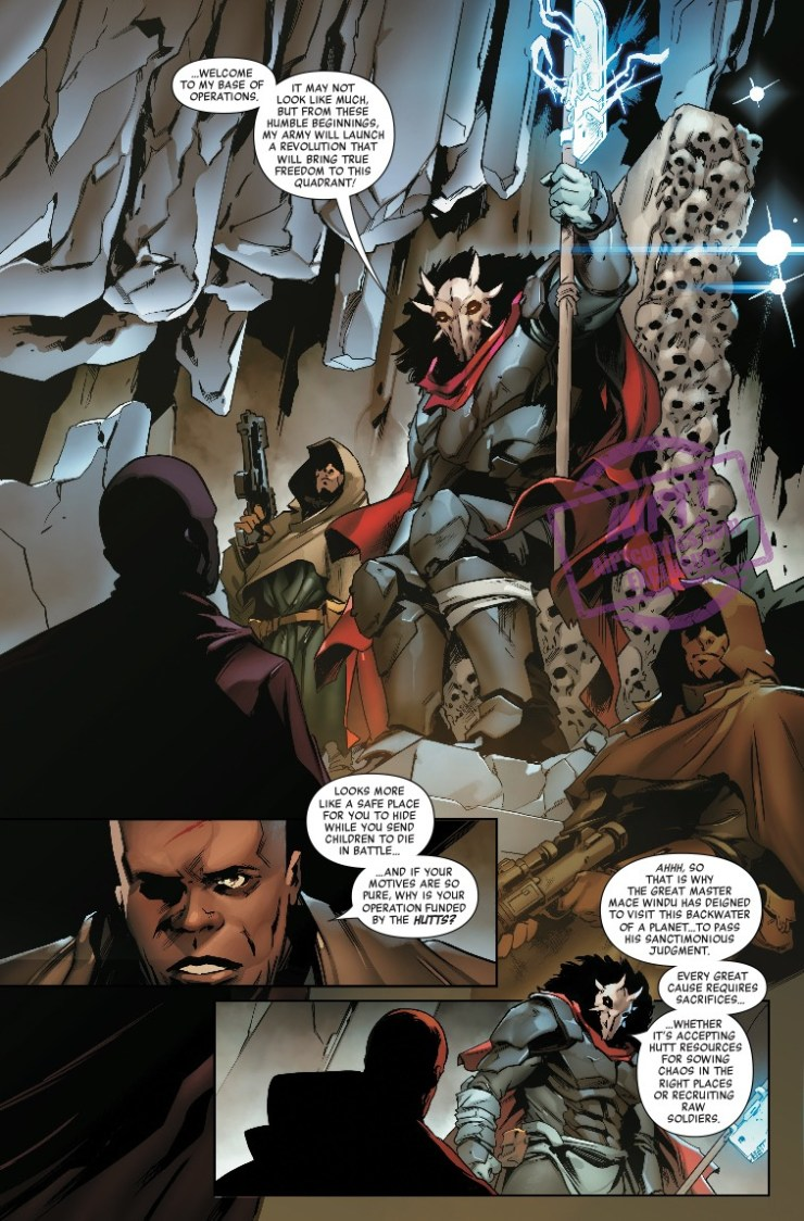 [EXCLUSIVE] Marvel Preview: Star Wars: Age Of Republic Special #1