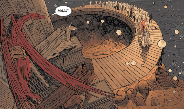 The Dreaming #5 Review