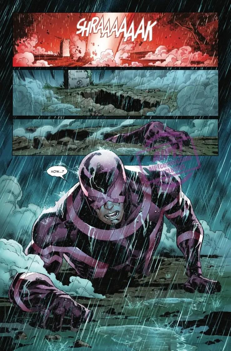 [EXCLUSIVE] Marvel Preview: Uncanny X-Men Annual #1