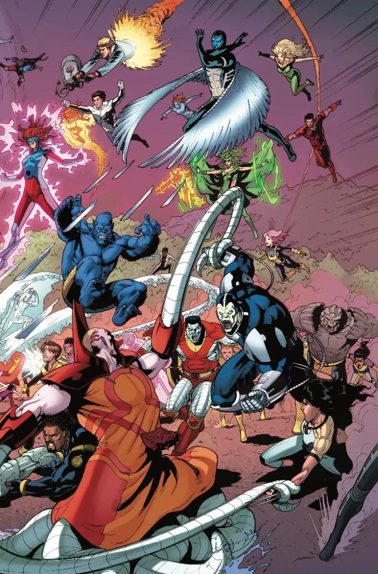 Marvel Preview: Uncanny X-Men #10