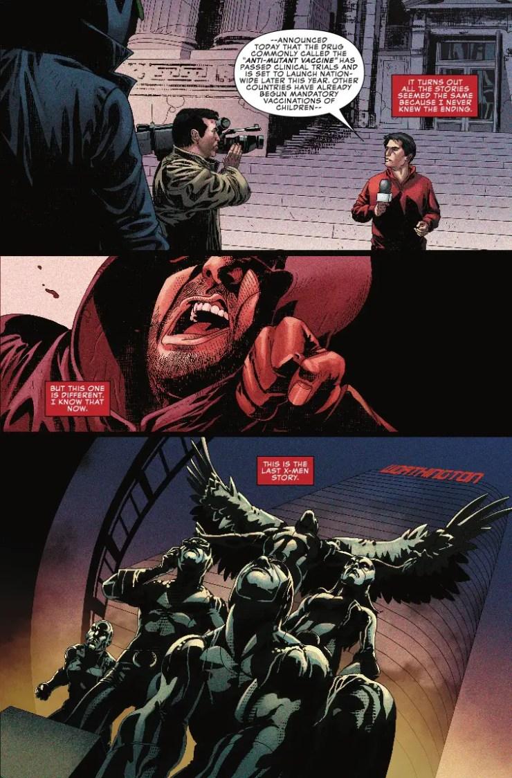 Marvel Preview: Uncanny X-Men #11