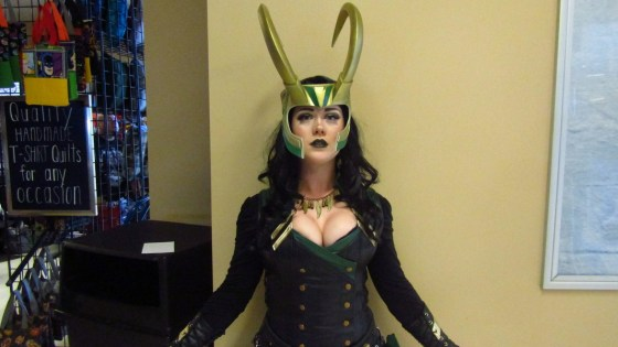 A look at some of the best cosplay from Day 2 of the Ace Comic Con in Glendale.