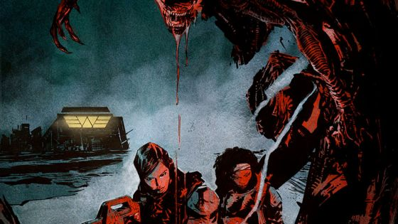 Aliens: Resistance #1 Review