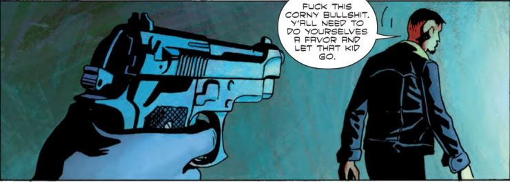 American Carnage #3 review: Action packed, tense, hard to read, and impossible to put down