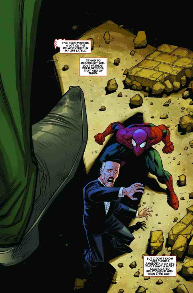 The Amazing Spider-Man #13 review: What a tangled web we weave