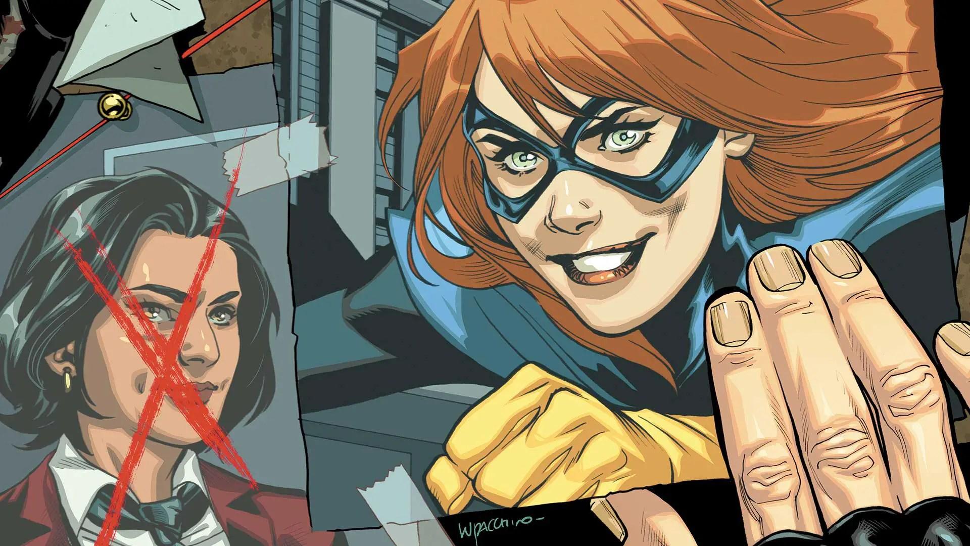Batgirl #31 Review