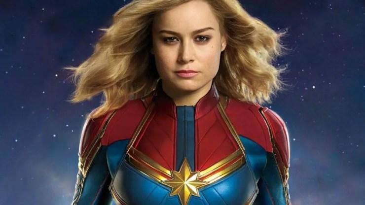 'Captain Marvel' is a week away. Do people still suck?