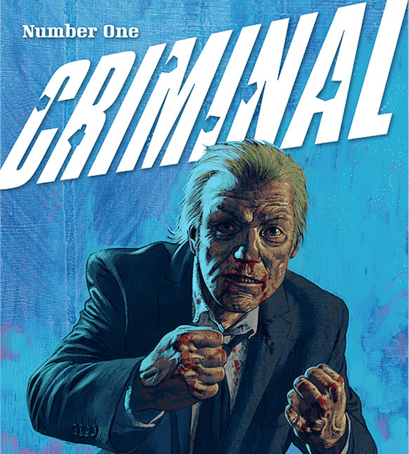 Criminal #1 review: It's a steal