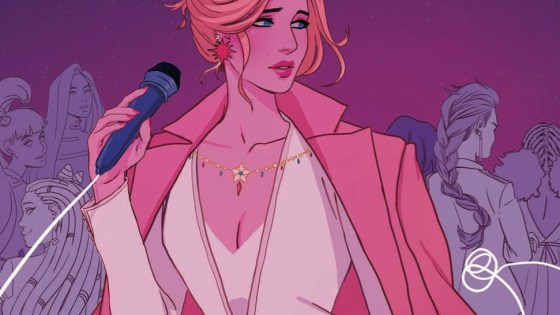 Jem and the Holograms: IDW 20/20 Review