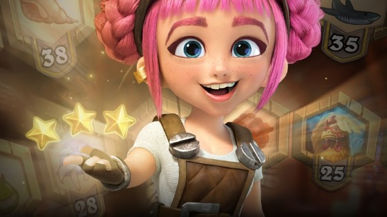 Hearthstone: Ranked play update sees faster climb on the ladder