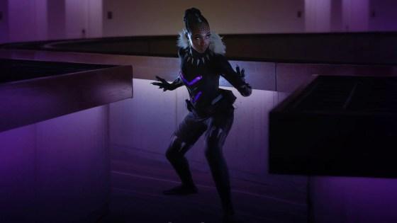 Black Panther: Shuri cosplay by CutiePieSensei