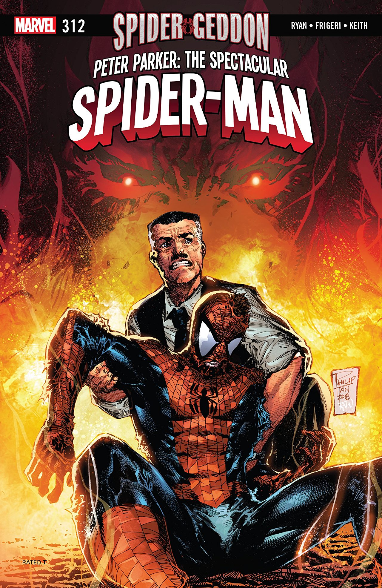 'Peter Parker: The Spectacular Spider-Man Vol. 5: Spider-Geddon' Review