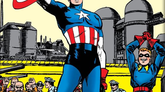Marvel takes us back to the early years of the Cold War with '50s Captain America and Bucky!
