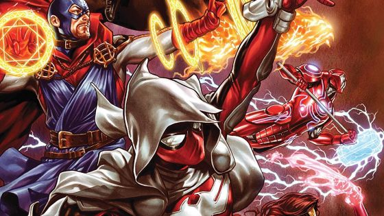 Infinity Warps: Two-in-One TPB Review