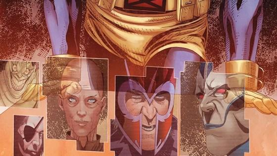 Marvel Preview: Uncanny X-Men #13