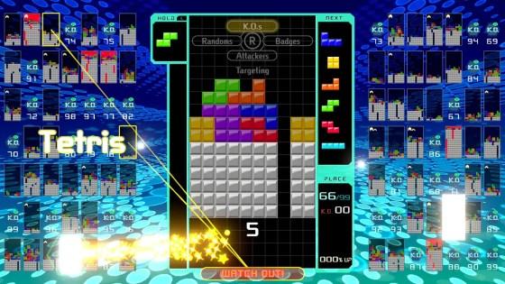 Tetris 99: The true Battle Royale