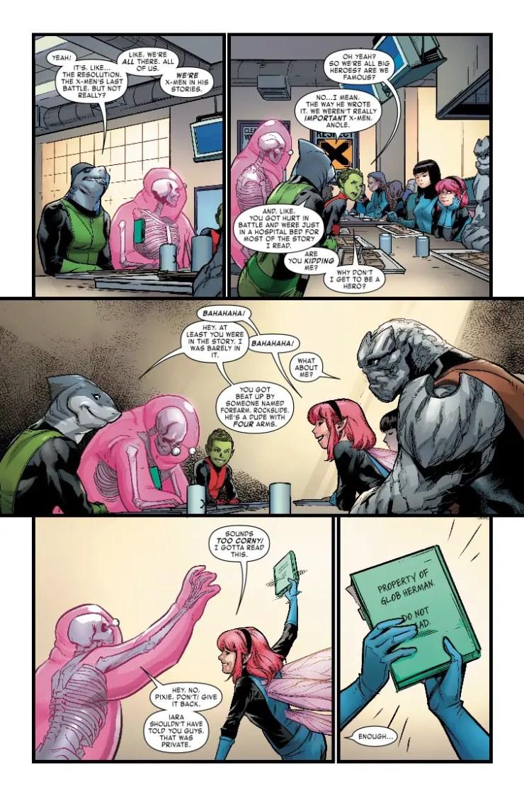 Marvel Preview: Age Of X-Man: NextGen #1