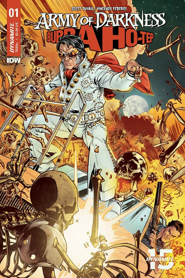 Army of Darkness/Bubba Ho-Tep #1 Review