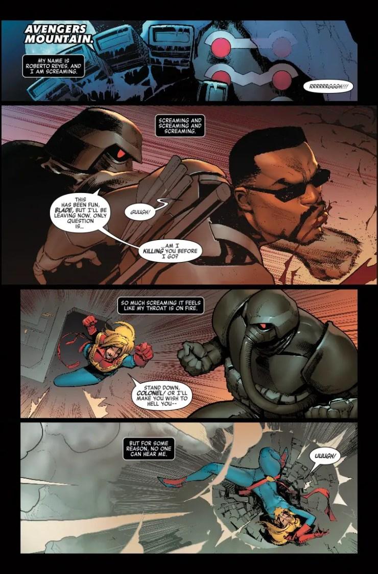 Marvel Preview: Avengers #15