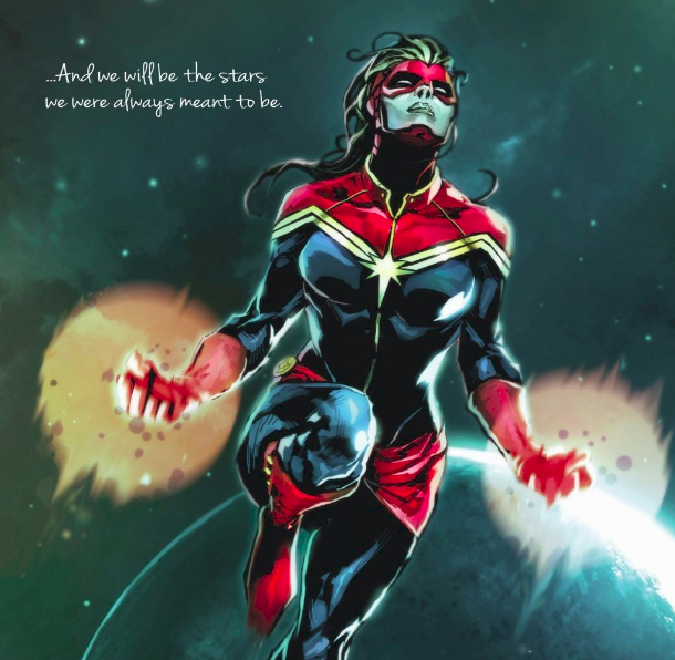 Marvel's Captain Marvel Prelude TPB Review