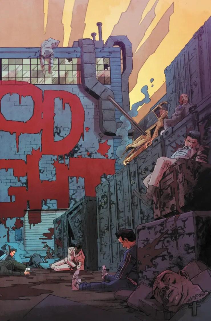 Marvel Preview: Deadpool #10