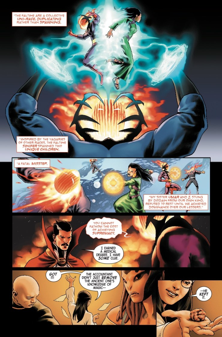 Marvel Preview: Doctor Strange #11