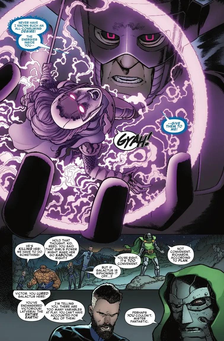 Fantastic Four #7 Review