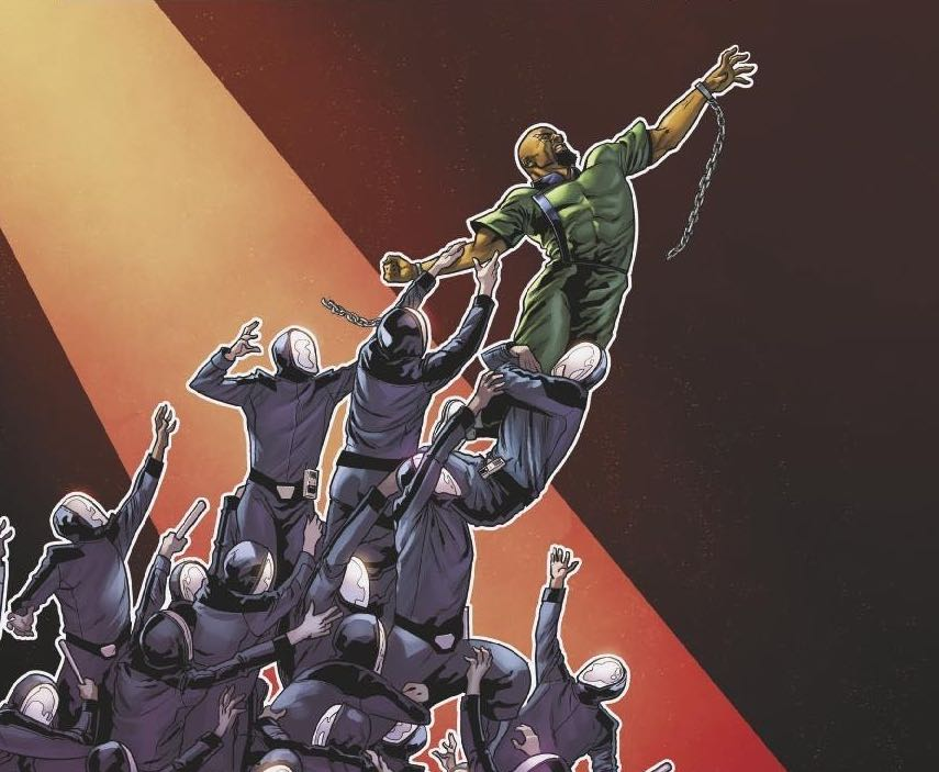 Age Of X-Man: Prisoner X #1 Review