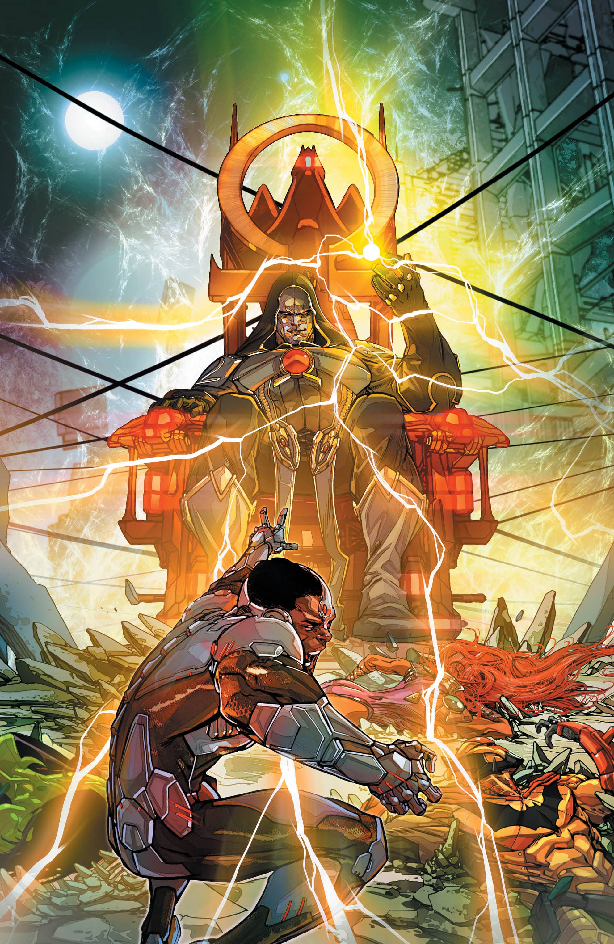 Justice League Odyssey #6 Review