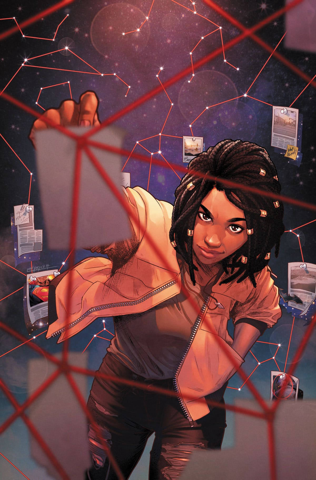 Naomi #2 review: Search for Truth