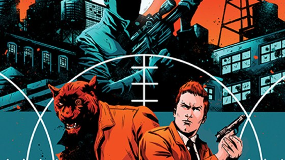 Coping methods in comic storytelling: David Pepose talks Spencer and Locke 2