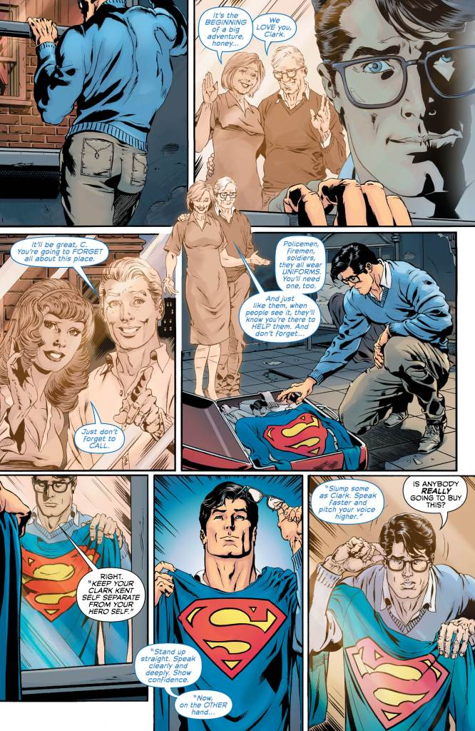 Man and Superman: 100-Page Super Spectacular #1 Review