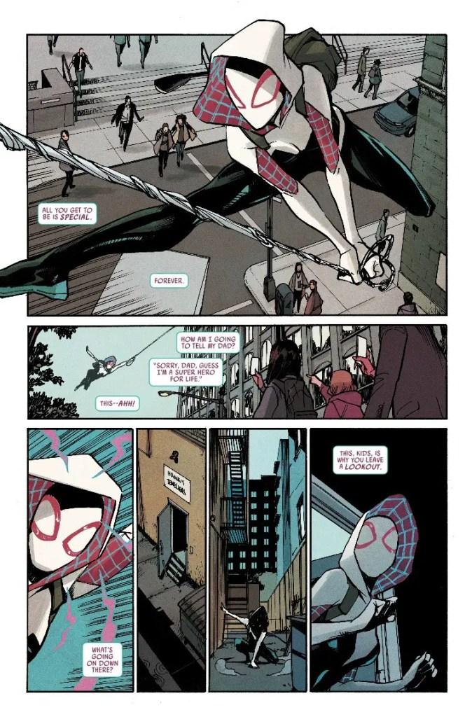 Spider-Gwen: Ghost-Spider #5 Review