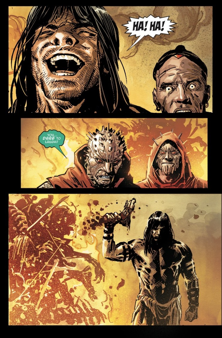 Savage Sword of Conan #2 Review