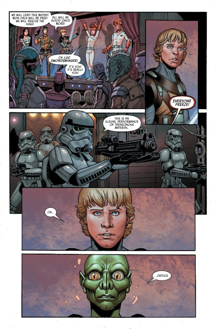 Marvel Preview: Star Wars #62