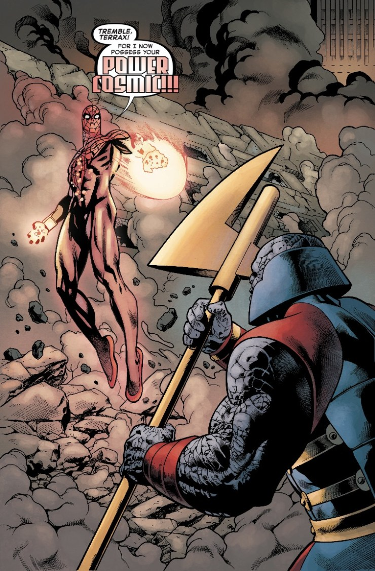 Marvel Preview: Superior Spider-Man #3