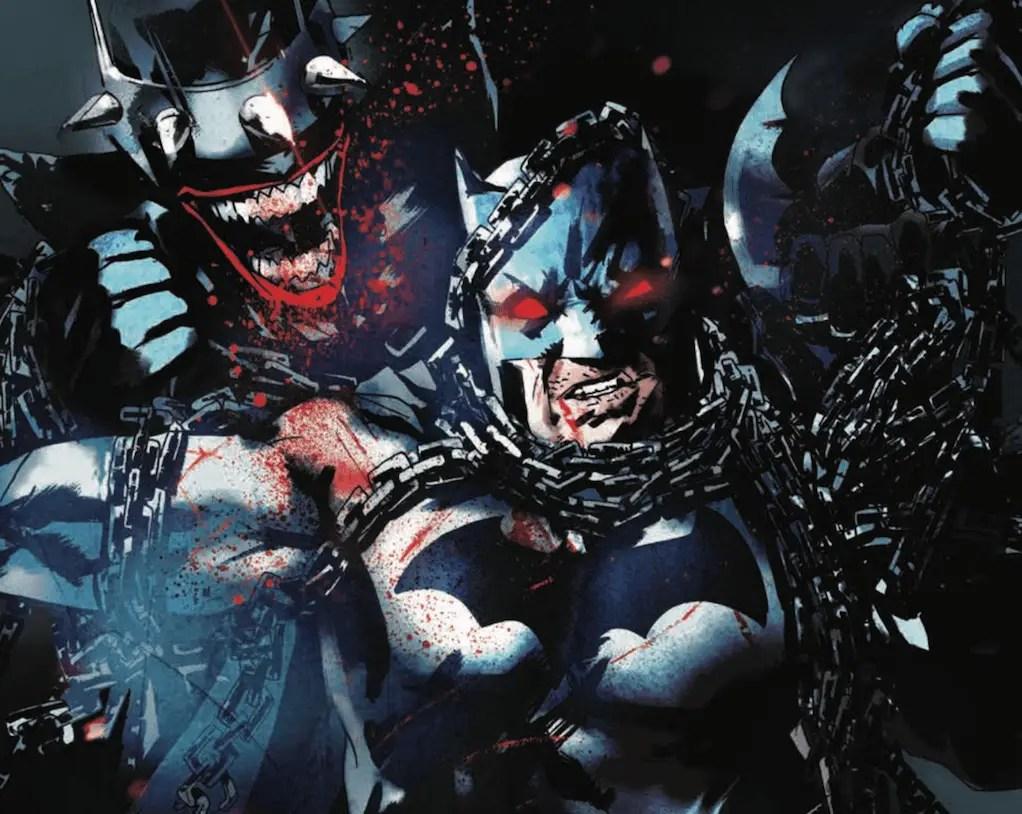 The Batman Who Laughs #3 review