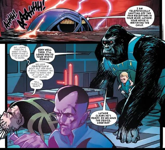 Justice League #18 Review