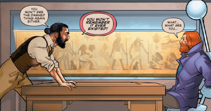 Lex Luthor's father gets a tragic and epic backstory in Justice League #18